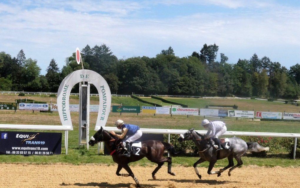 Fantastic Sivola encore victorieux à Pompadour