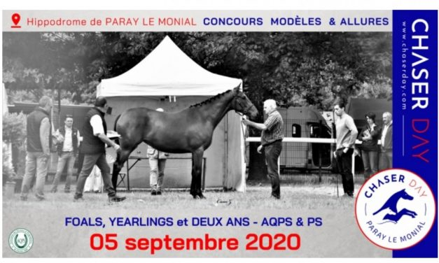 RV au CHASER DAY du 5 septembre 2020