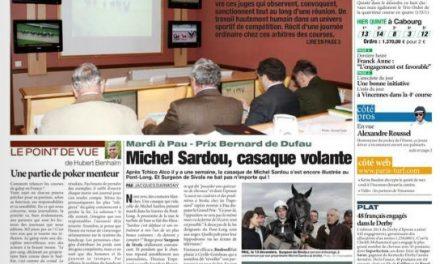 Surgeon de Sivola remporte le préparatoire au Grand Steeple Chase de Pau